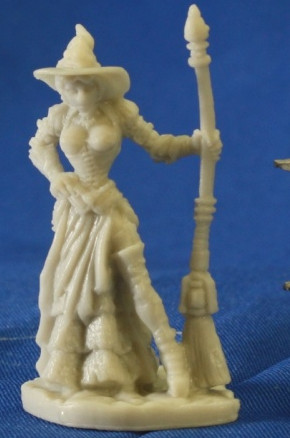 Dita, Steampunk Witch, 80006 Reaper Miniatures, Inc.
