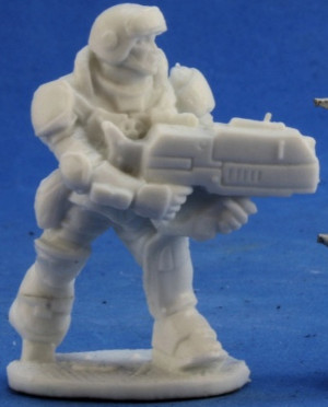 Aztec, IMEF Trooper, 80048 Reaper Miniatures, Inc.