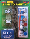 Learn to Paint Kit 1 - Armor and Fur