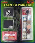Learn to Paint Kit 5 - Armor (Discontinued)