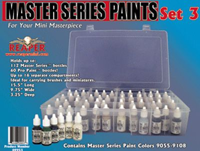 Master Series Expansion Set (055-108), 9953 Reaper Miniatures, Inc.