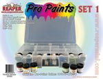 Pro Paint Set 1 (19001 - 19054) (Discontinued)