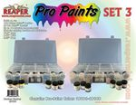 Pro Paint Set 3 (19001 - 19108) (Discontinued)