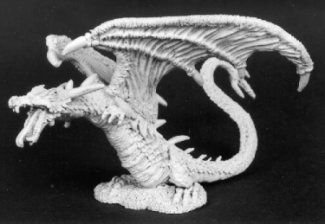 Silver Dragon (Discontinued), DD1101 Reaper Miniatures, Inc.