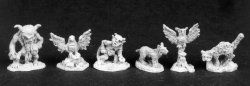 Familiar Pack (Discontinued), DD1802 Reaper Miniatures, Inc.