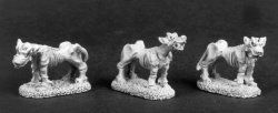 Skeledog Pack (Discontinued), DD1805 Reaper Miniatures, Inc.