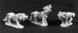 Wolf Pack (Discontinued), DD1806 Reaper Miniatures, Inc.