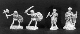 Undead Pack #1 (Discontinued), DD1811 Reaper Miniatures, Inc.