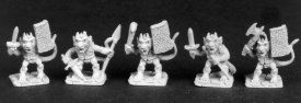 Kobold Party (Discontinued), DD1817 Reaper Miniatures, Inc.