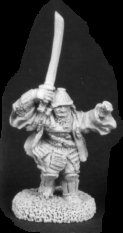 Armored Samurai (Discontinued), DY4005 Reaper Miniatures, Inc.