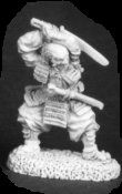 Armored Samurai (Discontinued), DY4008 Reaper Miniatures, Inc.