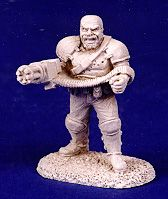 Heavy Weapons Dude, 35mm (Discontinued), Doom66604 Reaper Miniatures, Inc.