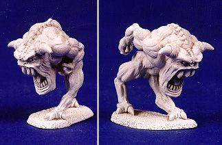 Pinky Demon, 32mm (Discontinued), Doom66606 Reaper Miniatures, Inc.