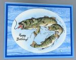 Birthday Male, Fish Foursome, Spouse
