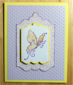Encouragement, Polka dot Butterfly, Christian