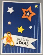 Encouragement, Pin Stripe and Stars