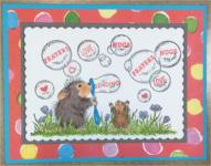 Encouragement, Blowing Bubbles, Christian, Polka dot