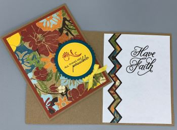 Encour, Autumn Faith, Laura-Encour-142C Cards by Laura