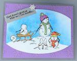 Encouragement, Snowman Head Roll