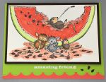 Friendship, Watermelon Feast II