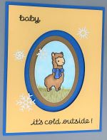 Just a Note, Alpaca Cold, Winter Wishes
