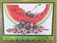 Just a Note, Watermelon Feast