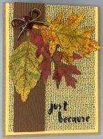 JustA, Autumn Leaf Trio