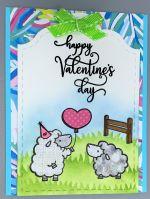 Love, Sheep w/Balloon