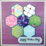 Mom, Hexagon Quilt