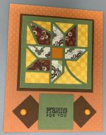 Prayer, Autumn Leaf Quilt