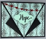 Prayer, Hope, Arrow Fold (Cancer)