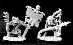 Troll Command Set (8) (Discontinued), SC3007 Reaper Miniatures, Inc.