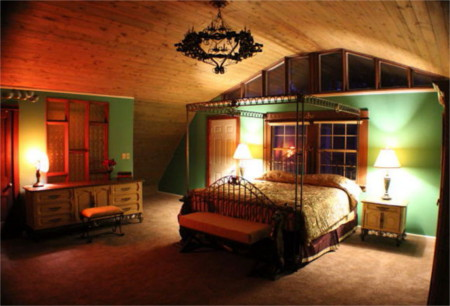 Honeymoon Suite, any night, inclduing Fri or Sat Night, BnB-Suite-anynight Millsap-Baker Estate