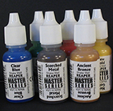 assorted Master Series Paints